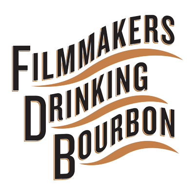 Filmmakers Drinking Bourbon Logo